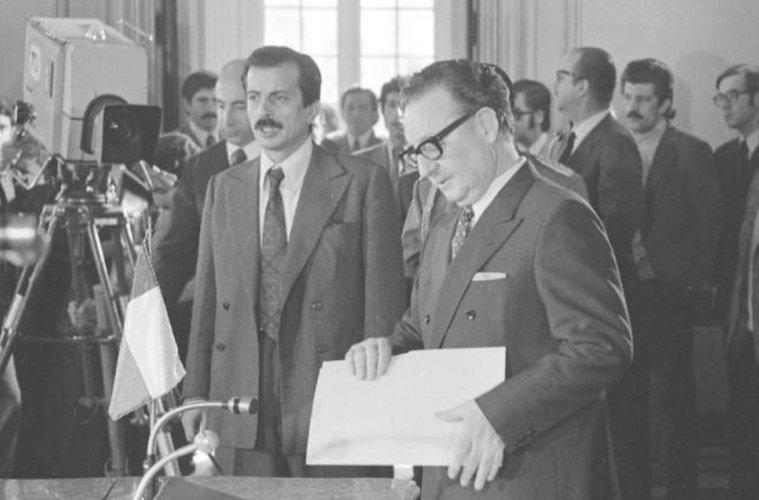 Muere Carlos Jorquera, emblemático asesor de Salvador Allende