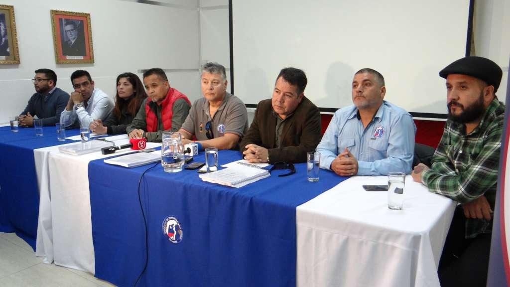 Sindicato de Escondida presentó a la empresa su propuesta de contrato colectivo