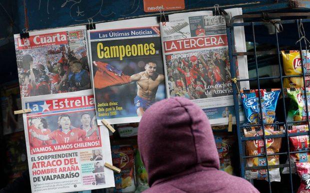 Copesa despide a casi 200 trabajadores de la prensa y cierra diario La  Cuarta | Crónica Digital