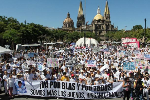 Crean aplicación contra la violencia | La Crónica de Hoy - Jalisco