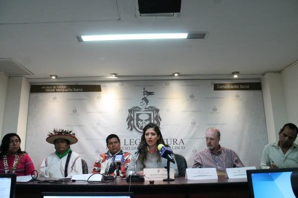 Indígenas exigen ser sujetos de derecho | La Crónica de Hoy - Jalisco