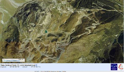 Vista aérea de Piau
