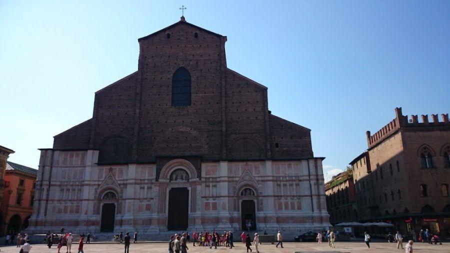 Basílica de San Petronio.