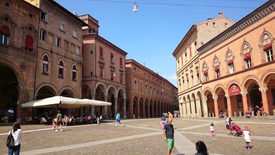 Plaza de Santo Stefano.