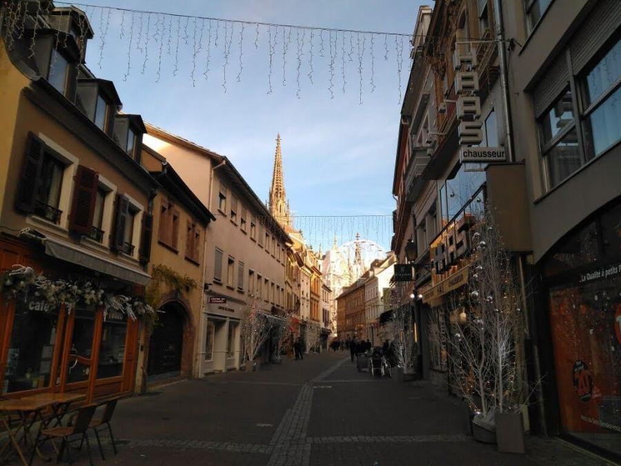 Callejeando en Mulhouse
