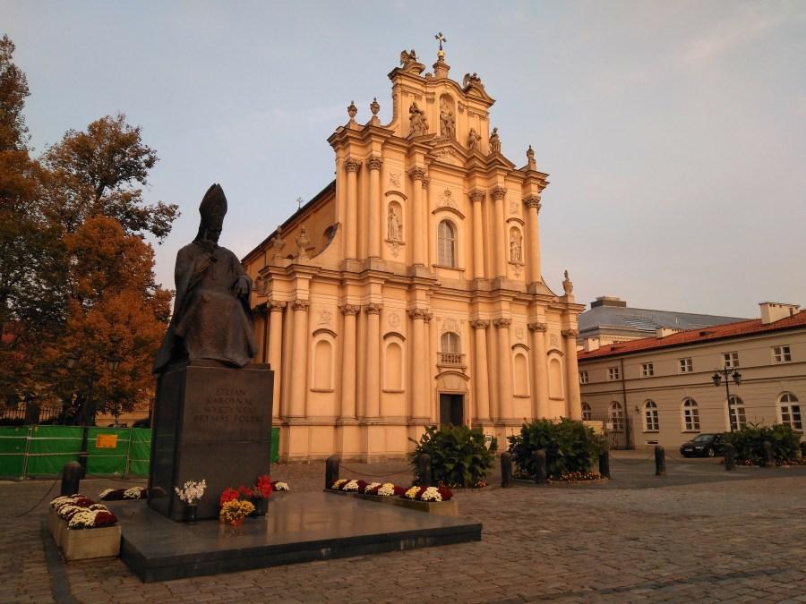Qué ver en Varsovia.Iglesia Visitacionista