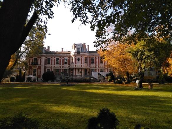 Palacio Konstanty Zamoyski.
