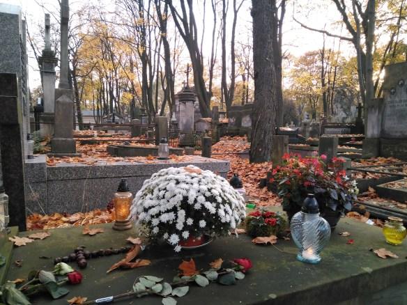Qué ver en Varsovia en un día. Cementerio Judío Powazki.