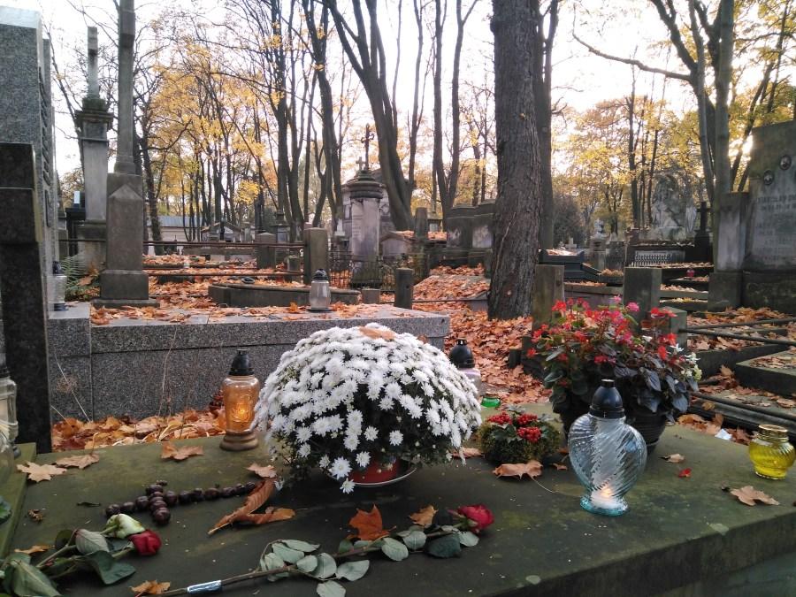 Qué ver en Varsovia. Cementerio Judío