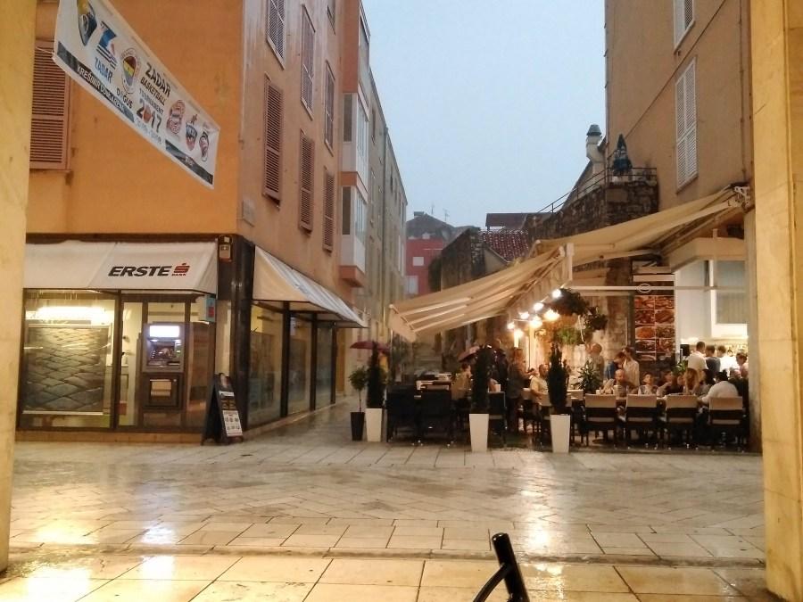 Un día en Zadar.Siroka Ulica
