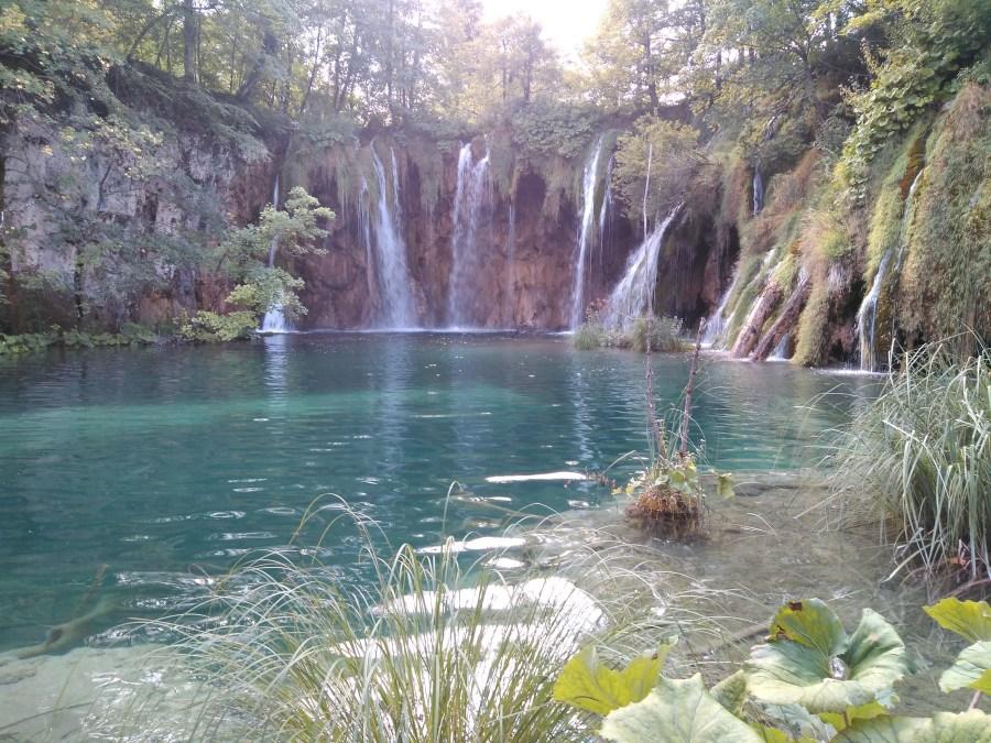 Parque Nacional de los Lagos Plitvice.