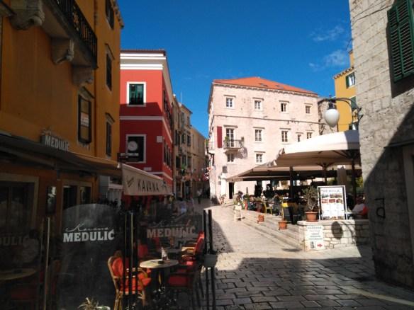 ¿Qué ver en Sibenik? ¿Qué ver en Trogir? Croacia.Terracitas de Sibenik.