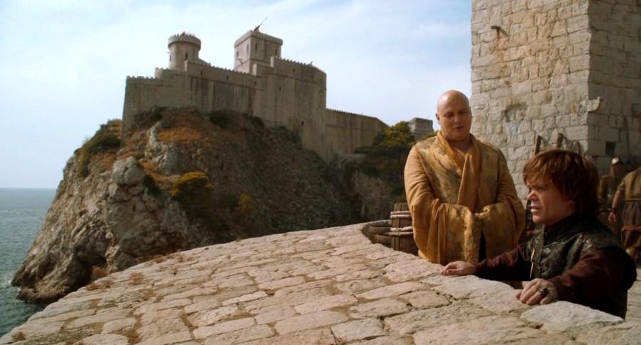 Qué ver en Dubrovnik. Juego de Tronos.