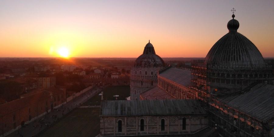 Pisa, visita en un día: qué ver y qué hacer.