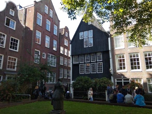 Ámsterdam en 3 días. Casa más antigua.