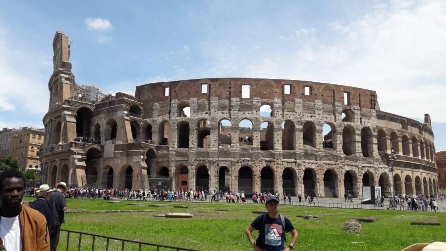 Donde comprar entradas para el Coliseo Romano. Roma