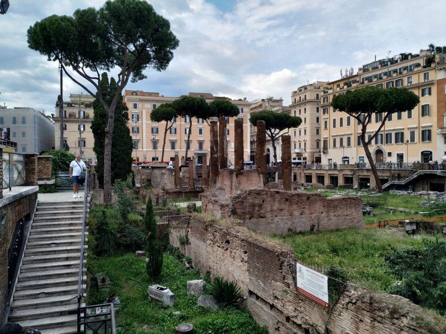 Area Sacra. Roma.