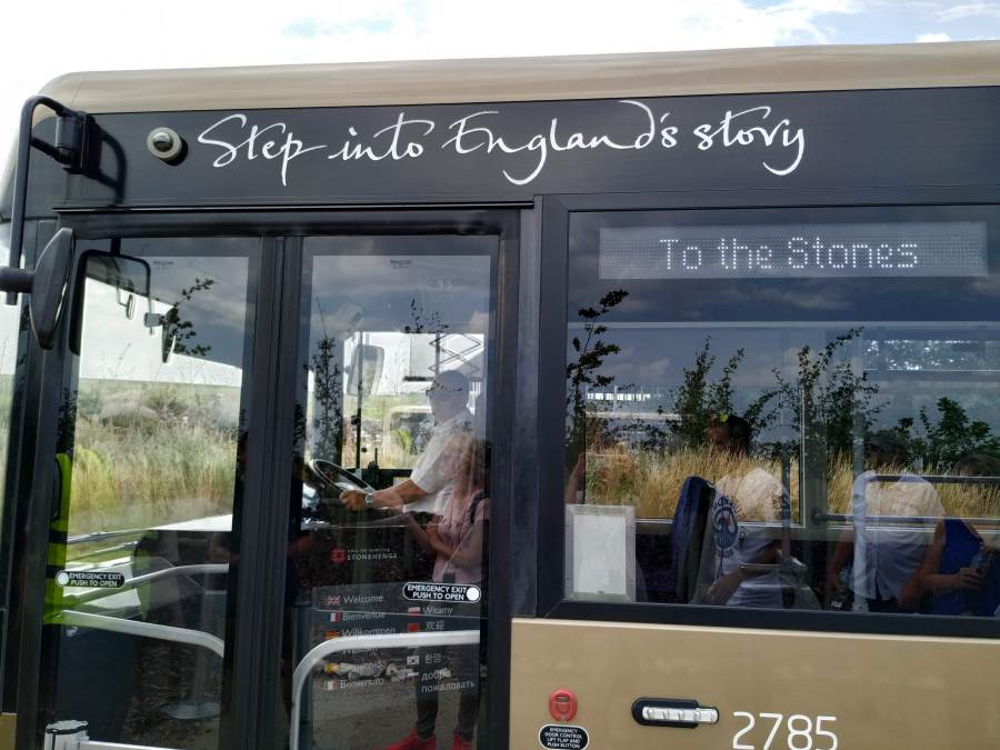 Visitar Stonehenge. Bus lanzadera a Stonehenge.
