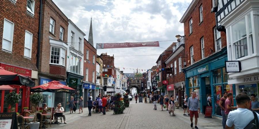 Qué ver en Salisbury.