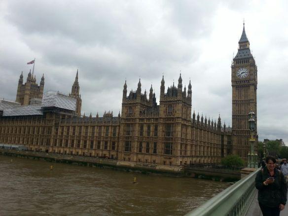 Qué ver en Londres en 2 días. Imprescindibles en Londres. Big Ben.