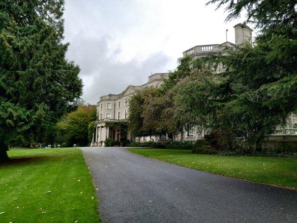 Farmleigh en el Parque Phoenix de Dublín, Irlanda.