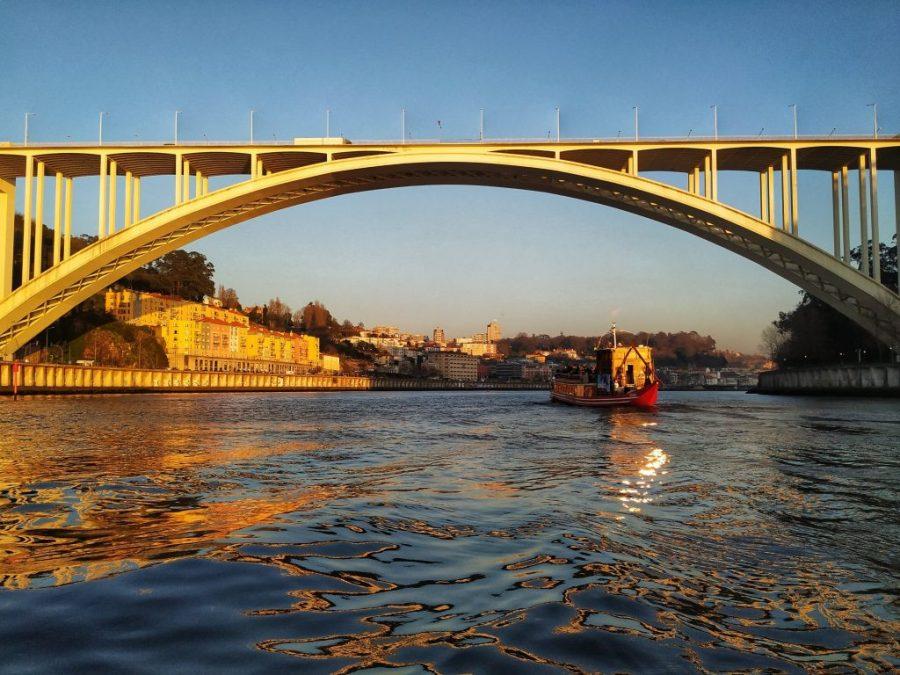 OPorto en Navidad. Paseo de los 6 puentes.