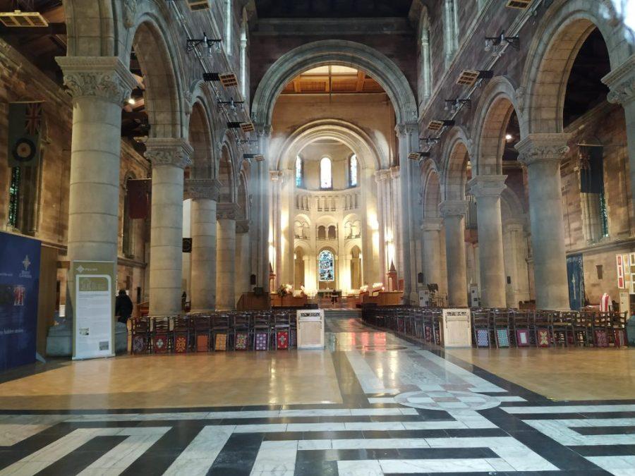 Catedral de Santa Ana Belfast.