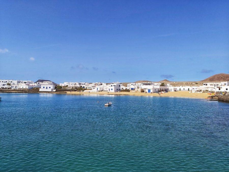 Caleta del Sebo. Isla La Graciosa.