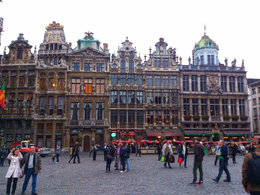 Grand Place Bruselas.