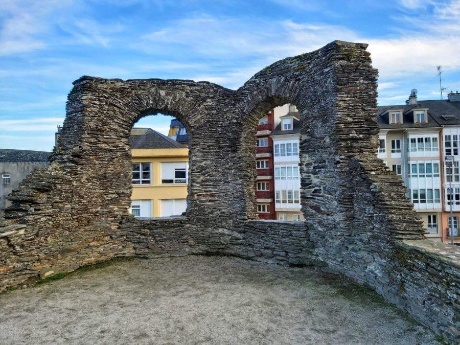 Qué ver en Lugo. Torre de la Mosquera.