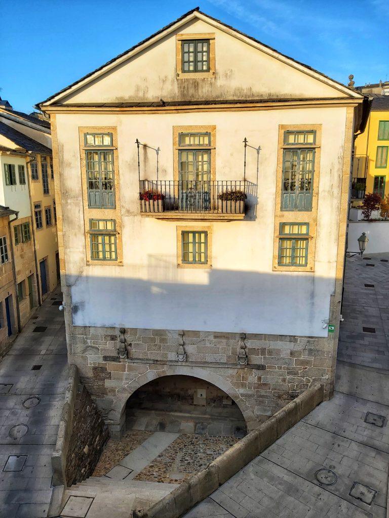 Barrio de La Tinería: Fonte Miñá