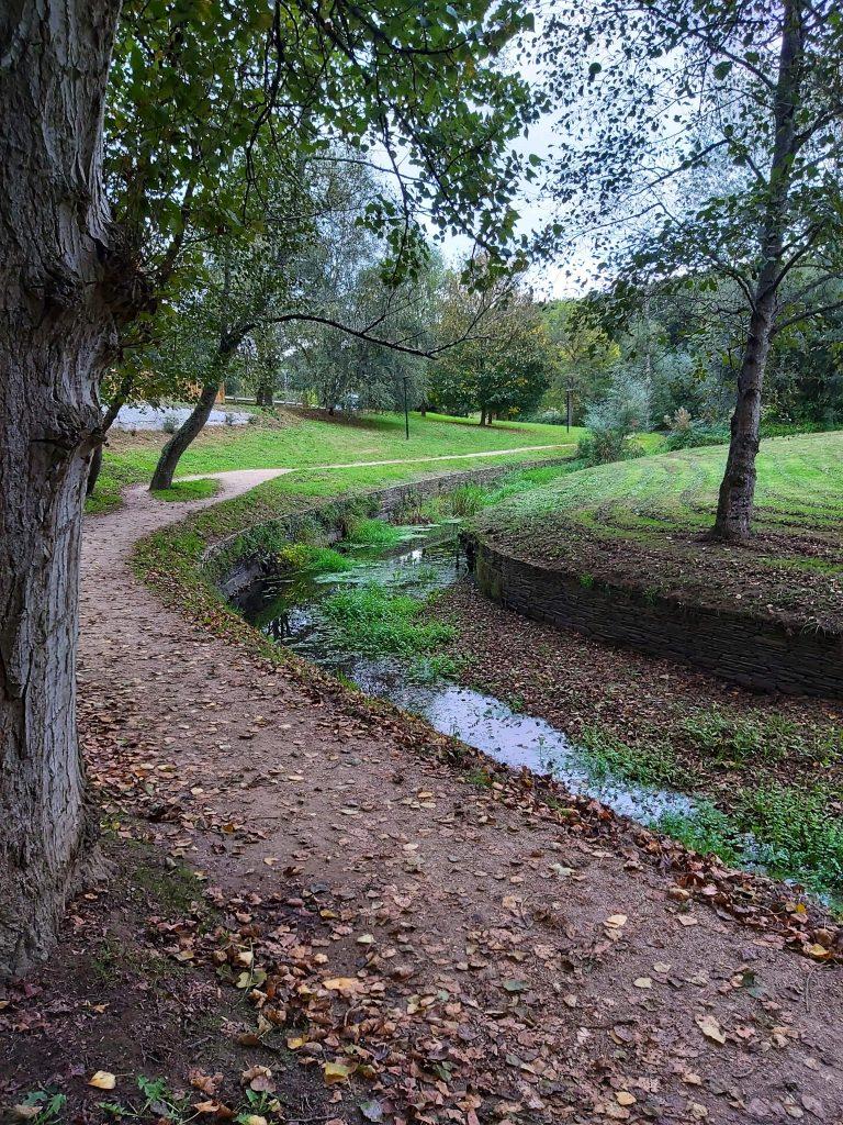 Qué ver en los alrededores de Lugo. Paseo del río Rato.