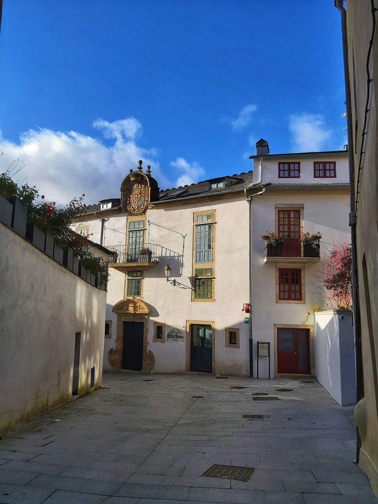 Barrio de La Tinería de Lugo