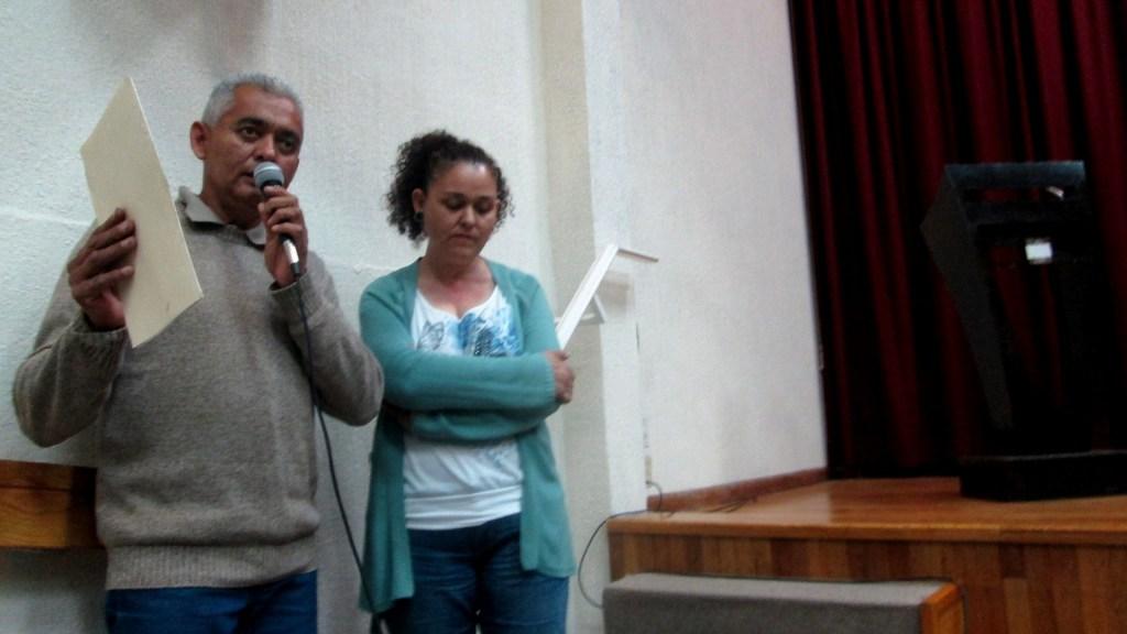 Jesús Ríos y Rosa María Fimbres. Un testimonio escalofriante.