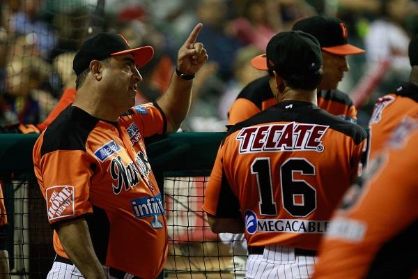 Naranjeros vs Yaquis Liga Mexicana del Pacifico
