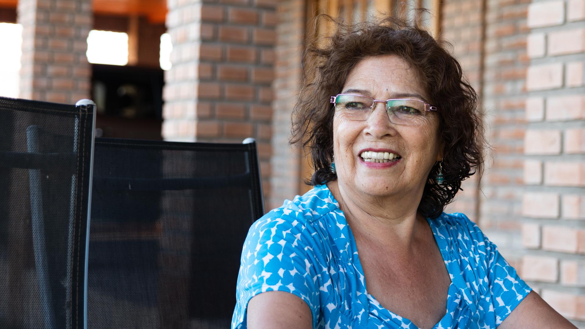 Retrato Graciela