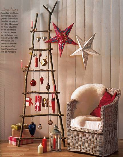 alternative-christmas-tree-ladder-tree