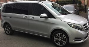 MPV Mercedes V Class Business