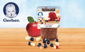 Gerber® 3rd Foods Lil' Bits™