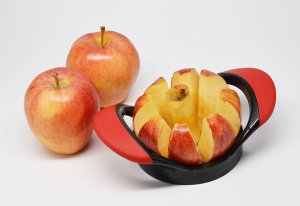 Apple Corer & Slicer by Happy Gourmet Kitchenware