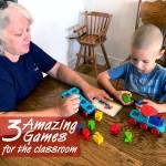 3 Amazing New Classroom Games