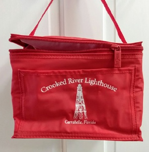 Crooked River Lighthouse Lunch Cooler