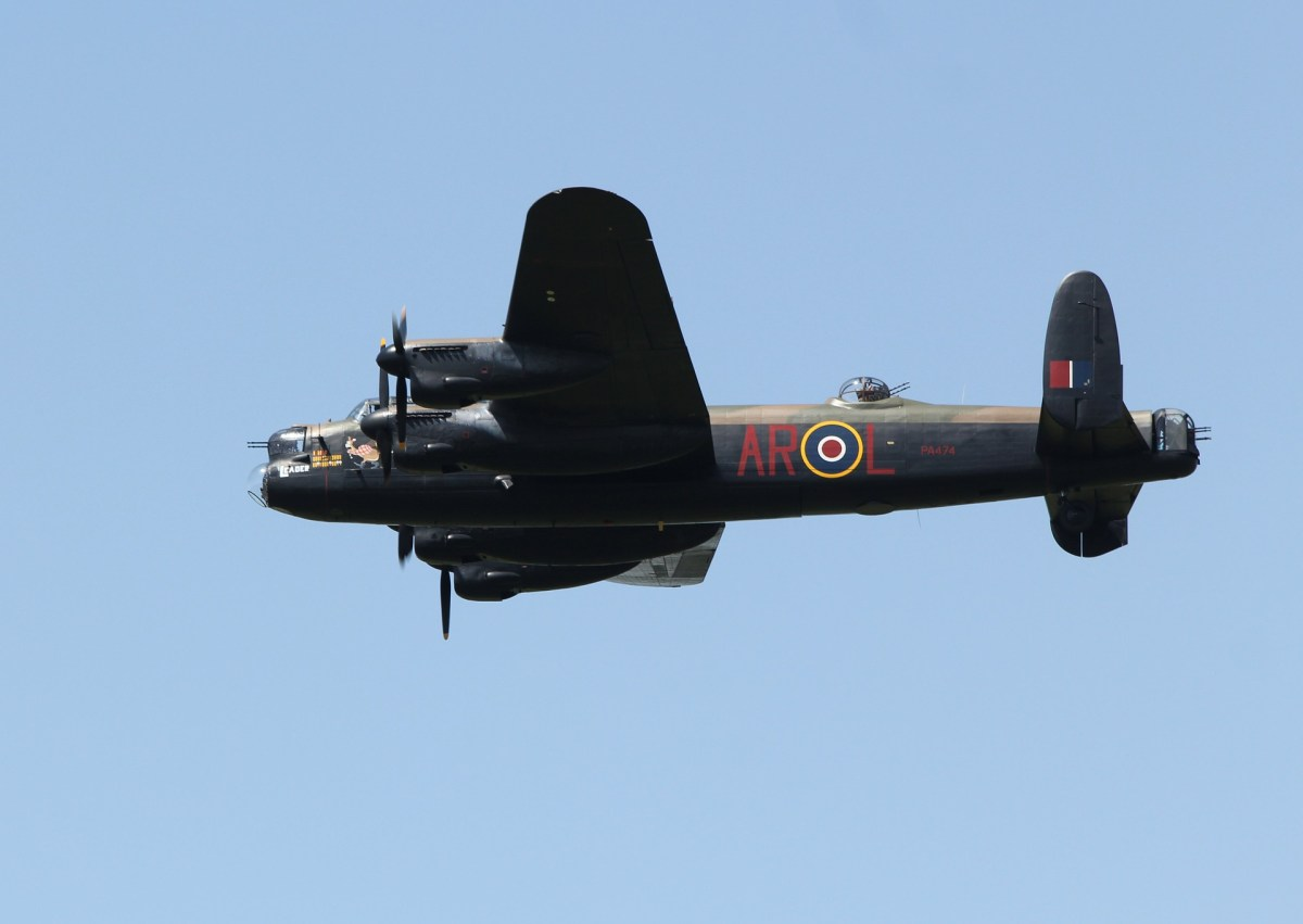 Bomber Command's Lancaster