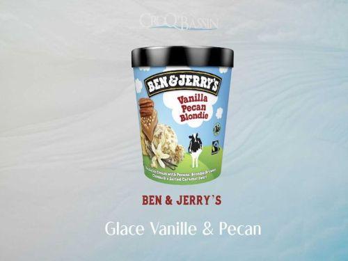 1 Glace Vanille & Pecan