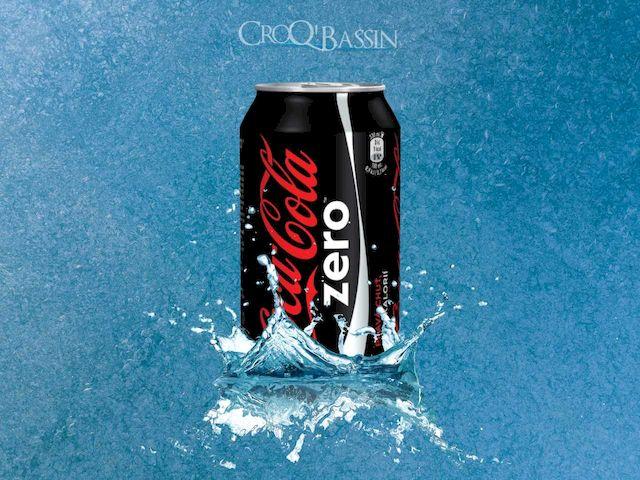 1 Coca-cola zéro