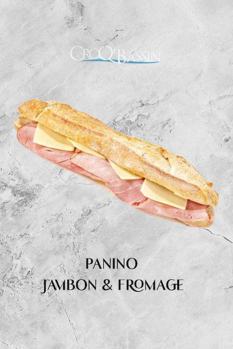 1 Panino Jambon & Fromage