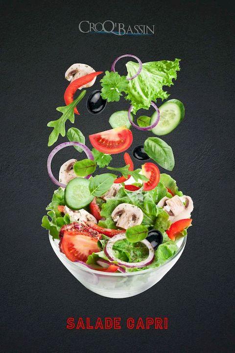 1 salade capri