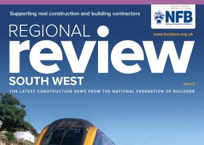 NFB Regional Review –South West