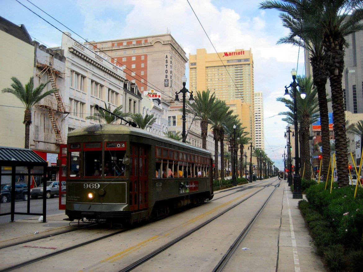 New Orleans, Louisiana: Hey, who got their Europe in our America?