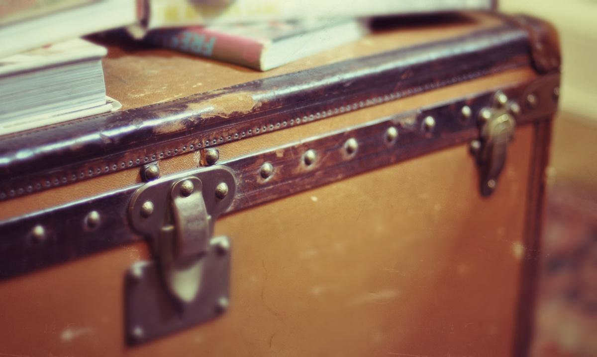 Photo of travel luggage